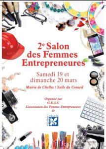 2eme salon des femmes entrepreneures de Chelles